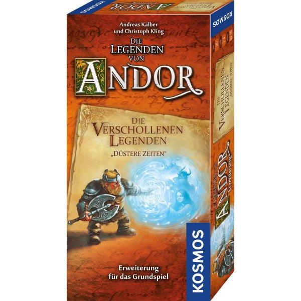 Andor – Verschollene Legenden: Düstere Zeiten [Erweiterung]