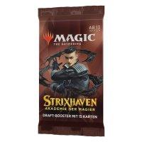MTG - Strixhaven: School of Mages Draft Booster - DE
