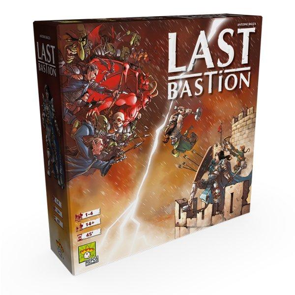 Last Bastion - DE