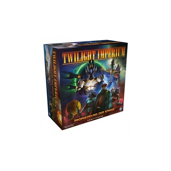Twilight Imperium 4.Ed. - Prophezeiung der Könige - DE
