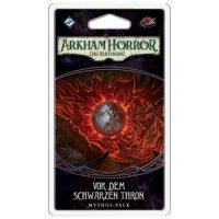 Arkham Horror: LCG - Vor dem schwarzen Thron Mythos-Pack...
