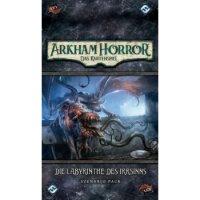 Arkham Horror: LCG - Die Labyrinthe des Irrsinns...