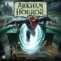 Arkham Horror 3.Ed. - Geheimnisse des Ordens - DE