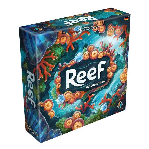 Reef (Second Edition) • DE