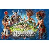 Atlantis - Island of the Gods German