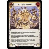 Arc Light Sentinel - M - Yellow - Foil