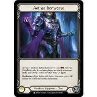 Aether Ironweave - C - Cold Foil