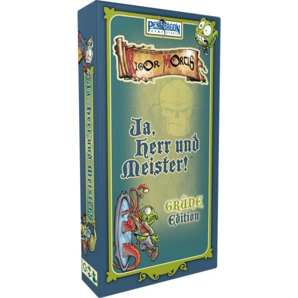 Ja, Herr und Meister! (Grüne Edition)