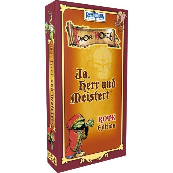 Ja, Herr und Meister! (Rote Edition)