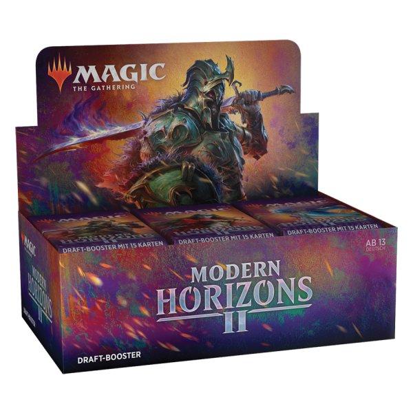 MTG - Modern Horizons 2 Draft Booster Display (36 Packs) - DE