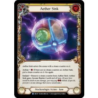 Aether Sink - R - Yellow