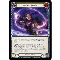 Aether Spindle - R - Yellow - Foil