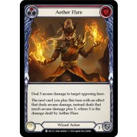 Aether Flare - C - Red - Foil