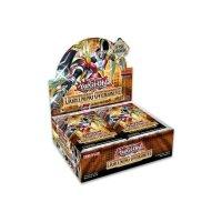 Yu-Gi-Oh! Lightning Overdrive Booster Display (24) - DE
