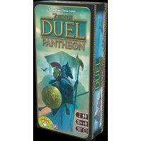 7 Wonders Duel - Pantheon • Erweiterung DE