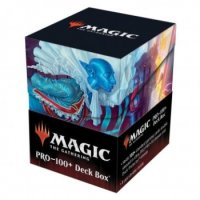 UP - 100+ Deck Box for Magic: The Gathering - Strixhaven V2