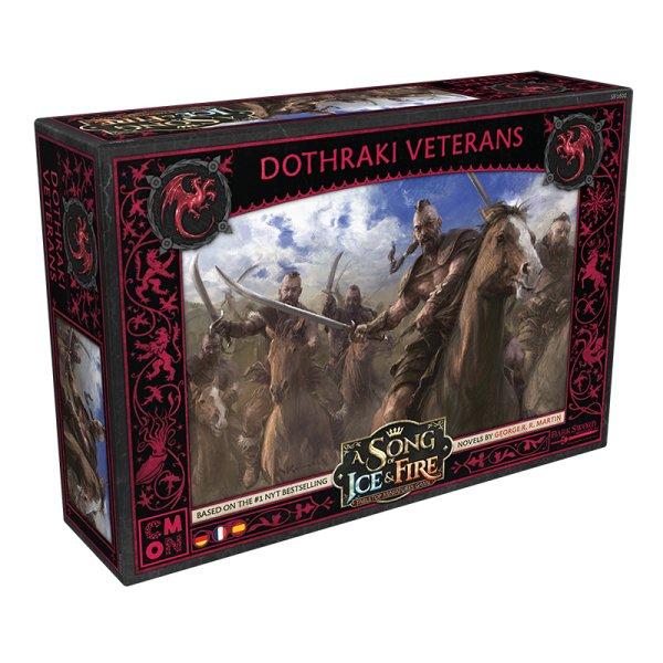 A Song of Ice & Fire - Dothraki Veterans • Erweiterung DE