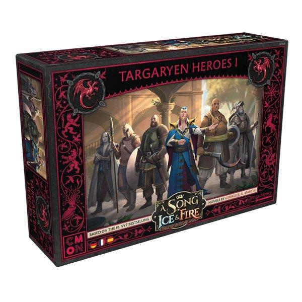 A Song of Ice & Fire - Targaryen Heroes #1 • Erweiterung DE