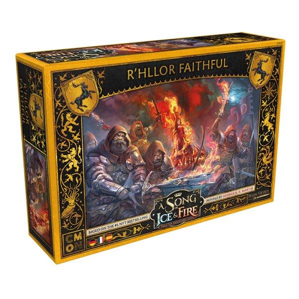 A Song of Ice & Fire - Rhllor Faithful • Erweiterung DE