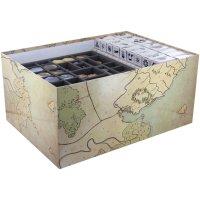 Feldherr Schaumstoff-Set für Gloomhaven - Brettspielbox