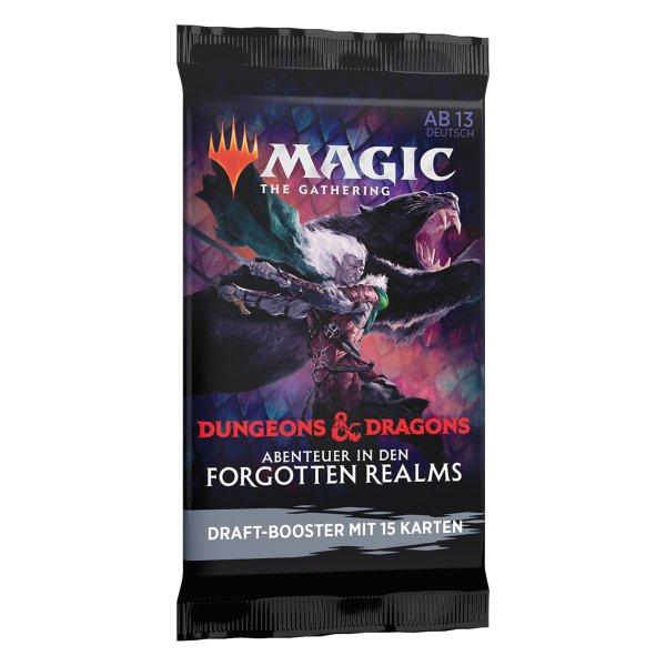 MTG - Adventures in the Forgotten Realms Draft Booster - DE