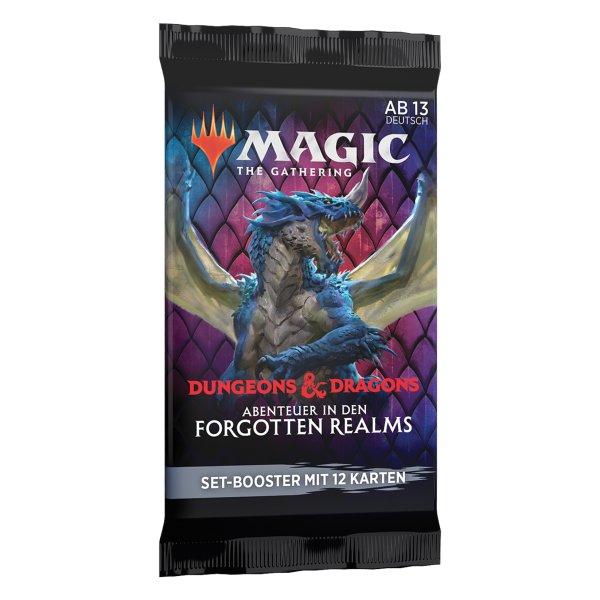 MTG - Adventures in the Forgotten Realms Set Booster - EN