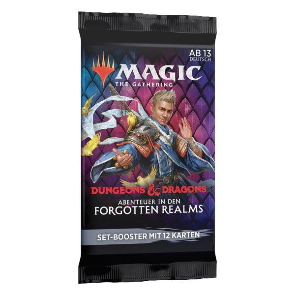 MTG - Adventures in the Forgotten Realms Set Booster - DE
