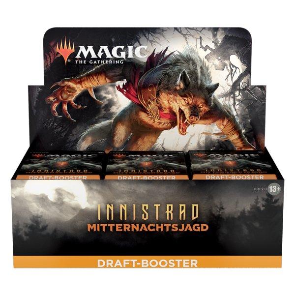 MTG - Innistrad: Midnight Hunt Draft Booster Display (36 Packs) - DE