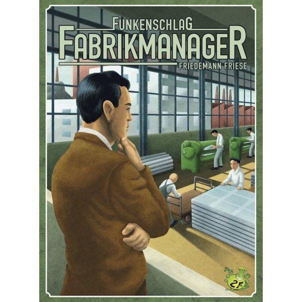 Funkenschlag: Fabrikmanager