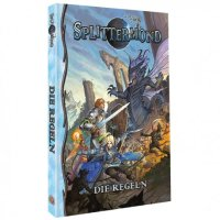 Splittermond: Die Regeln (Taschenbuch)