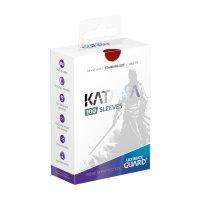 KATANA Sleeves Standard Size Red (100)